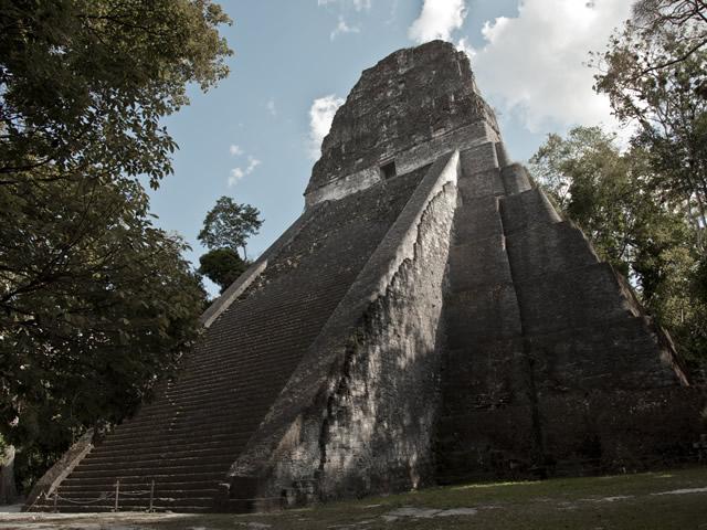 Tour of Tikal