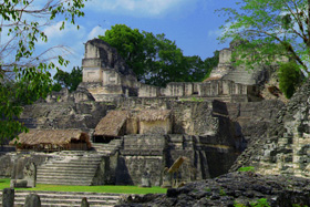 Tour of Tikal