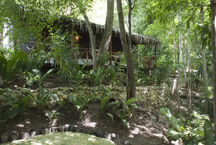 Rainforest Casitas