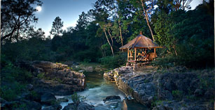 Belize - Blancaneaux Lodge