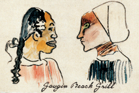 Gauguin Grill
