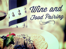 Wine & Food Pairing