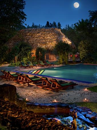 Natural Waters & Pool