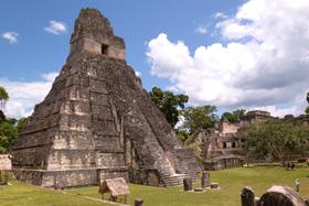 Tikal Adventure #1