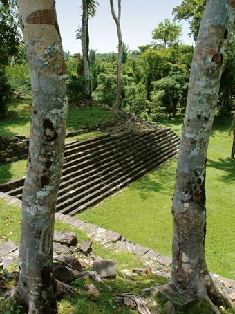 Lubaantun Maya Site and Rio Blanco Waterfalls