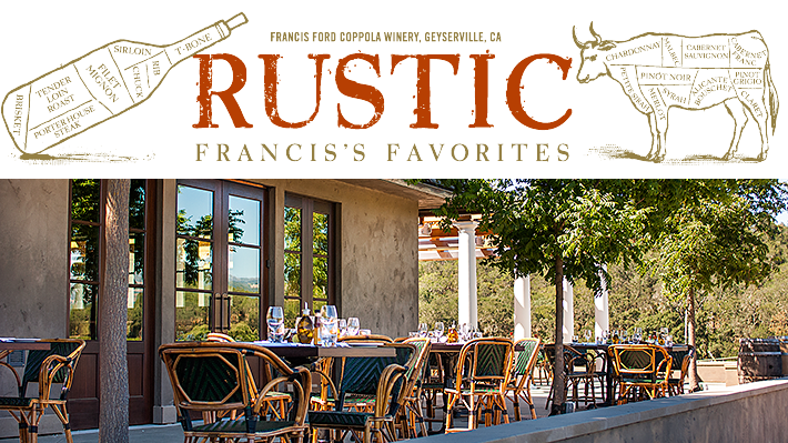 RUSTIC, Francis's Favorites