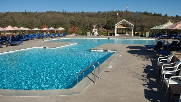 Visitor Amenity - Pool 3
