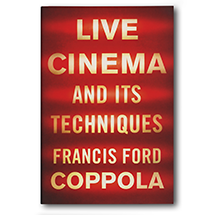 Live Cinema And Its Techniques Book