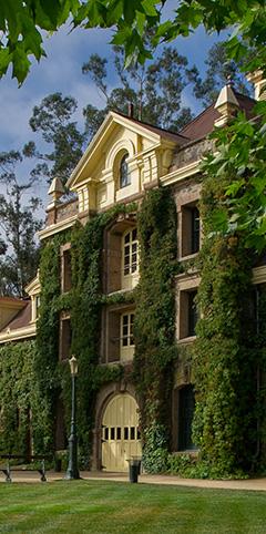 Inglenook Winery Main Building