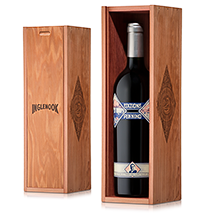 2015 Edizione Pennino with Redwood Single Bottle Box