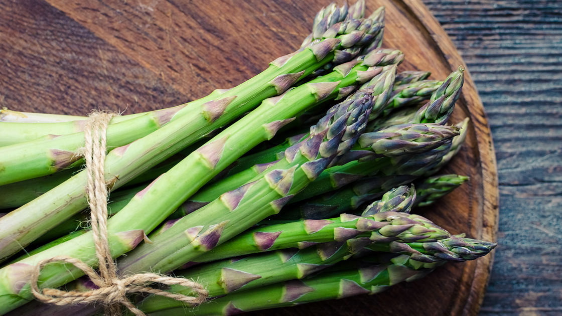 Bundle of Asparagus.