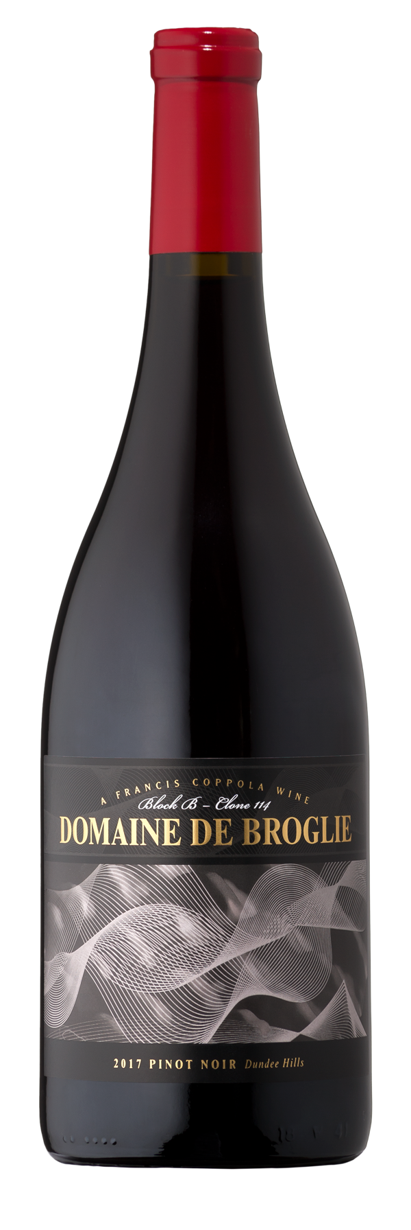 Pinot Noir Block B - Clone 114 bottle