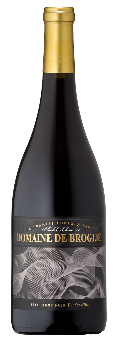 Pinot Noir Block C – Clone 777 bottle