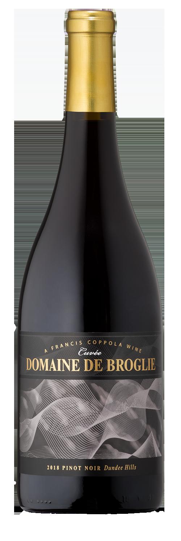 Dundee Hills Cuvée Pinot Noir bottle