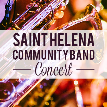 Saint Helena Community Band Concert