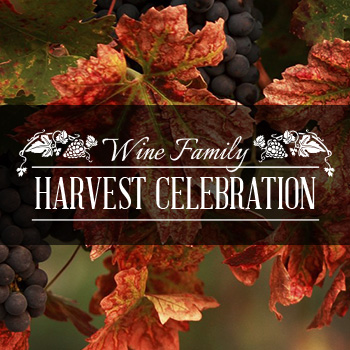 Wine Family Harvest Celebration