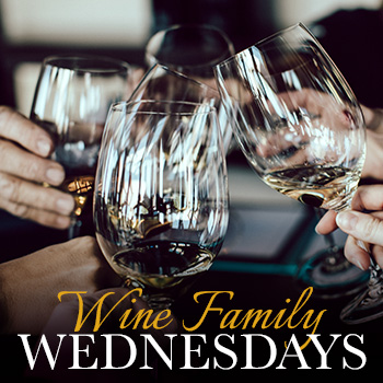 Wine Family Wednesdays