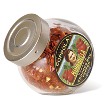 jar of Mammarella crushed red pepper