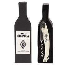 corkscrew in Diamond Collection Cabernet Sauvignon gift box