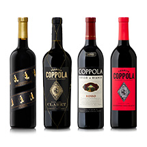 four red blends