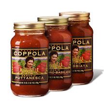 Mammarella pasta sauces