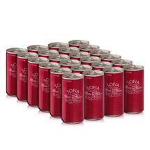 24 mini cans of Sofia