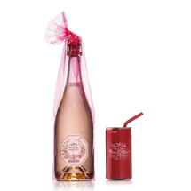 Sofia Blanc de Blancs bottle and single mini can