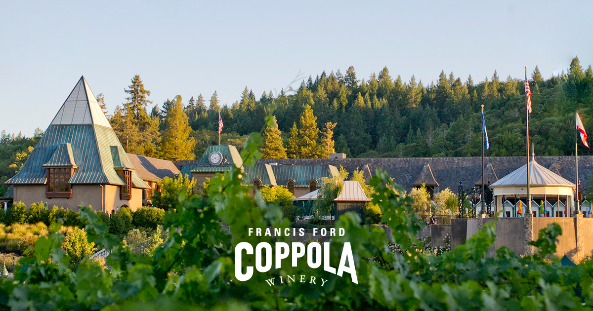 francis ford coppola winery geyserville ca