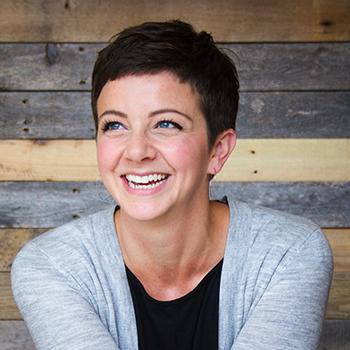 Author Ellen Foord
