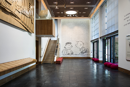 Charles M. Schulz Museum and Research Center.