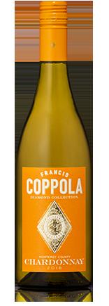Diamond Collection Chardonnay 2018 bottle.