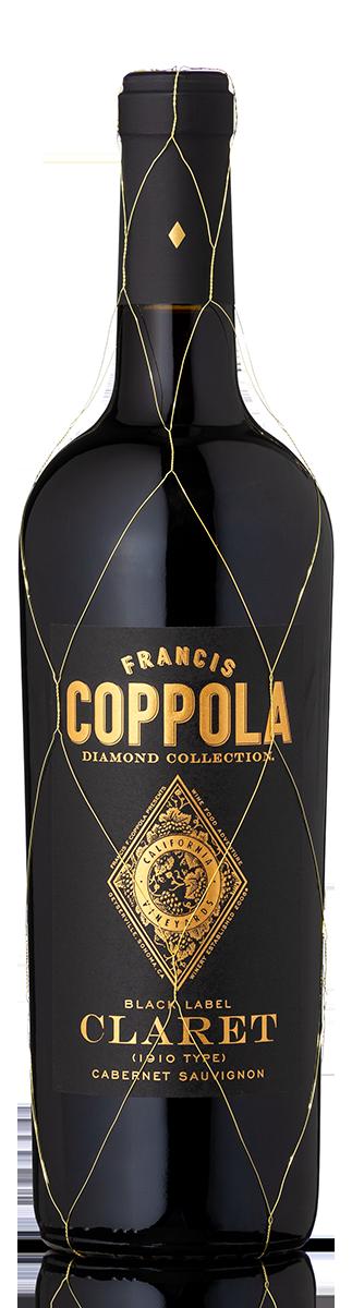 Diamond Collection Claret bottle.