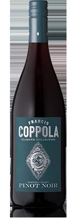 Diamond Collection Pinot Noir bottle.