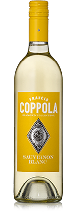 Diamond Collection Sauvignon Blanc bottle.