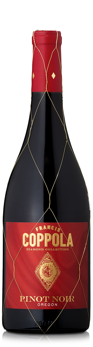 Bottle of Diamond Collection Oregon Pinot Noir