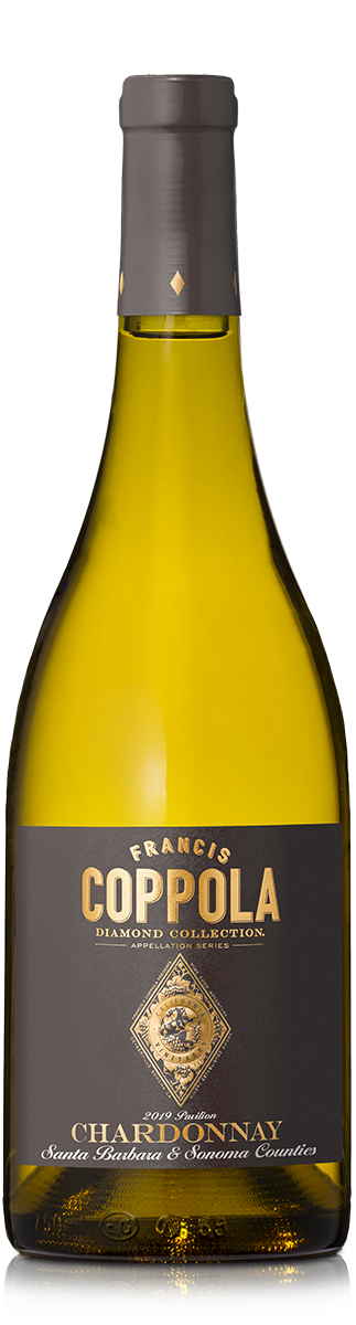 Bottle of Diamond Collection  Pavilion Chardonnay Appellation Series