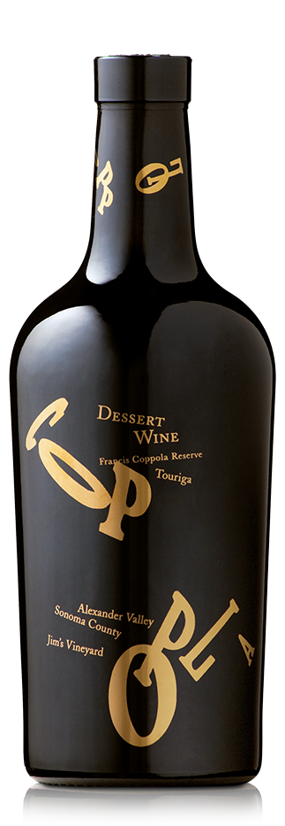Francis Coppola Reserve  Petite Sirah Dessert Wine Dry Creek Valley - Abbe Vineyard