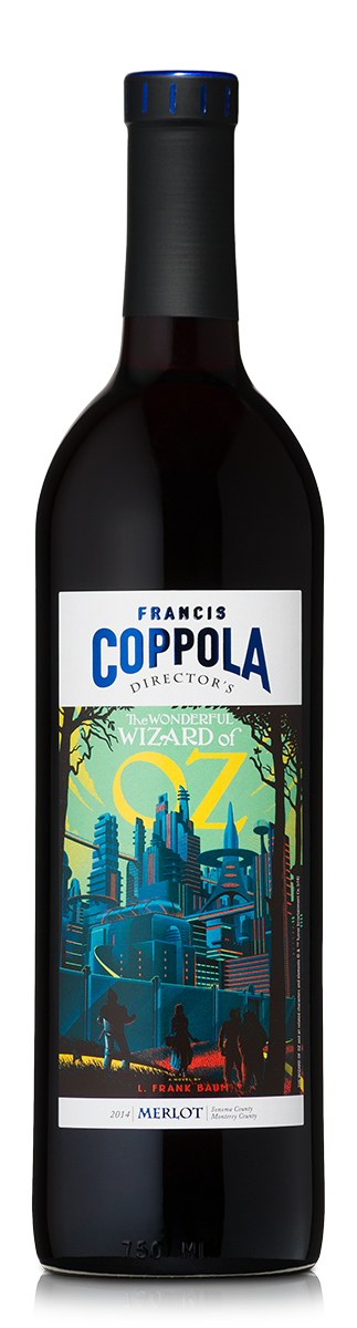 Wizard of Oz Merlot