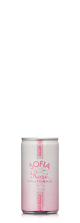 Can of Sofia Rose