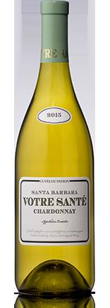 Votre Santé Santa Barbara Chardonnay