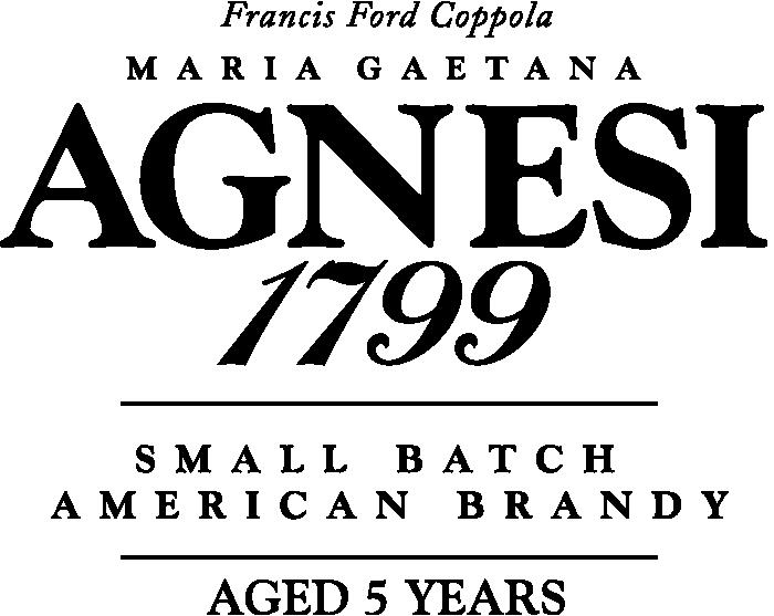 Agnesi 1799 Brandy Logo