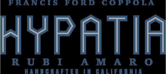 Hypatia Rubi Amaro Bitters Logo