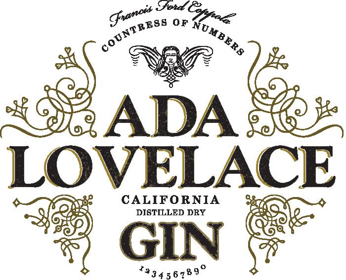 Ada Lovelace Gin Logo