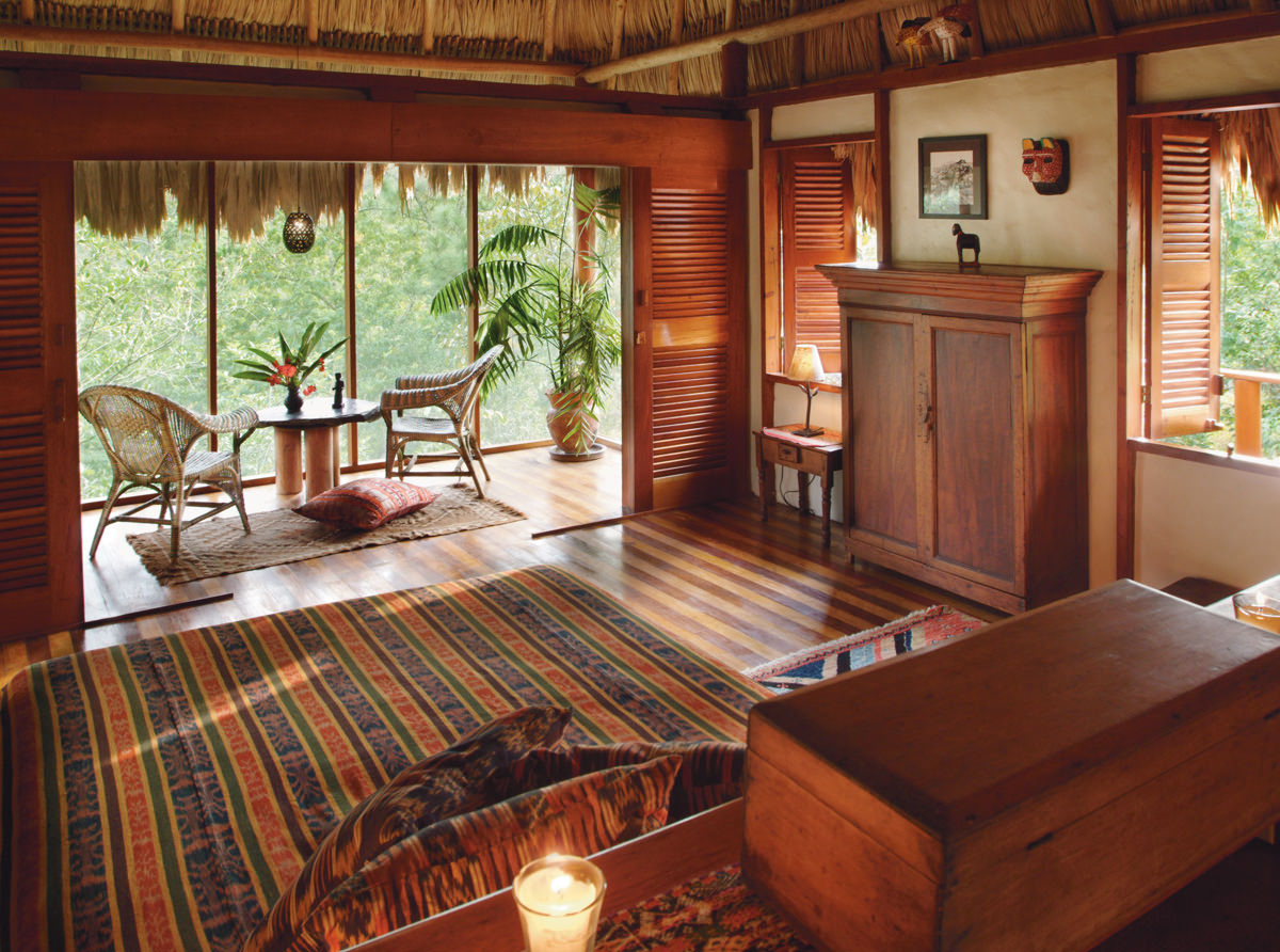 Luxury Accommodation Belize The Coppola Villa At