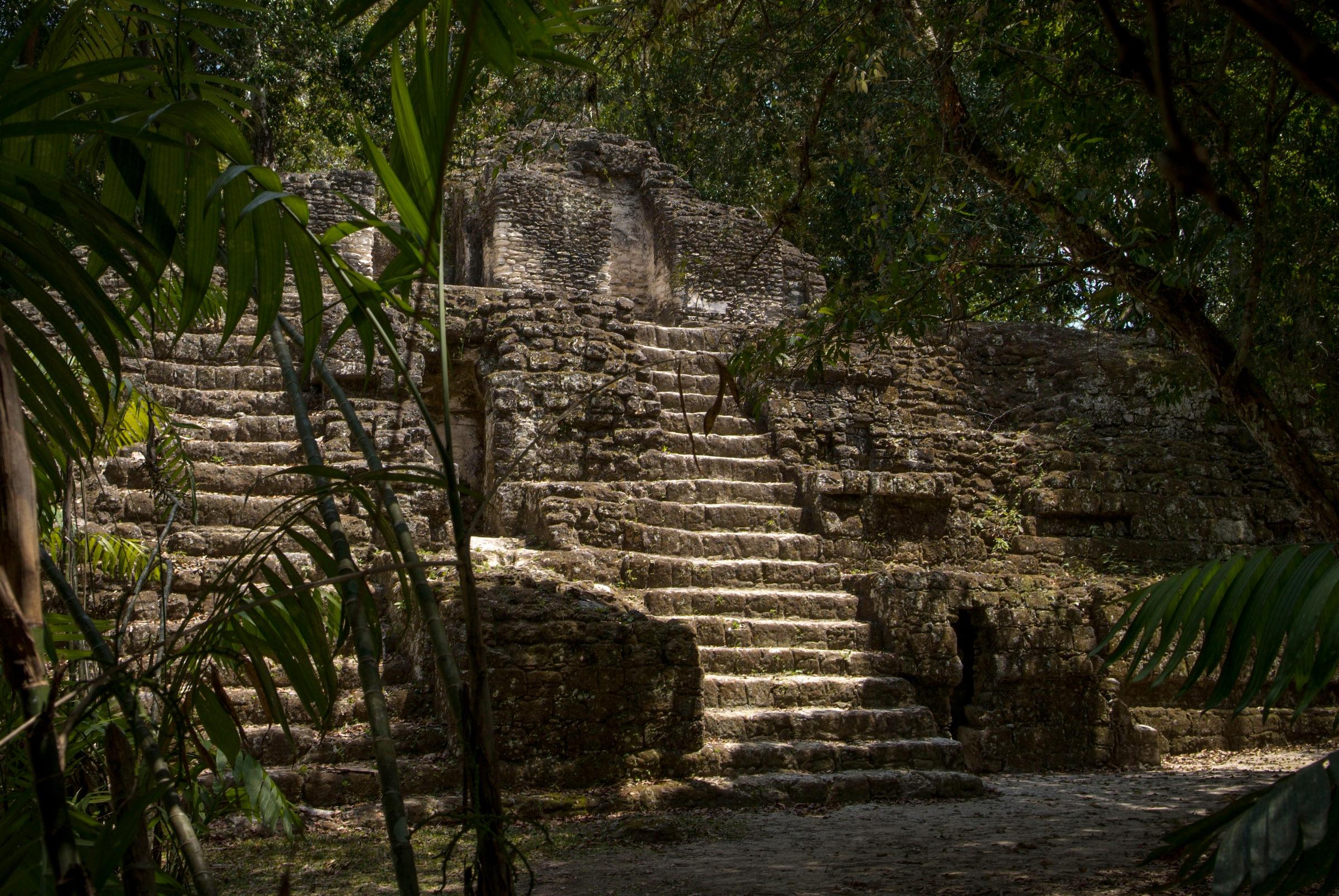 Guatemala Adventure Tours  Tikal Mayan Ruins  Explore Tour