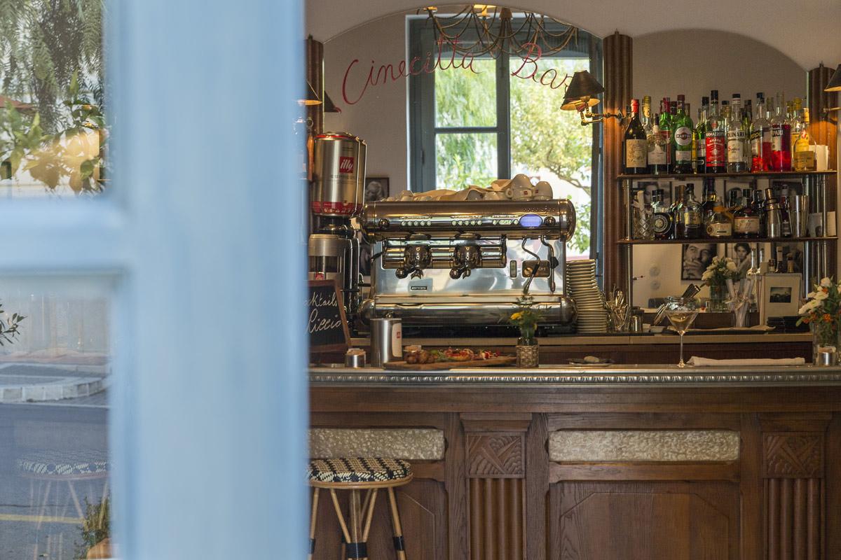 Boutique Hotels in Italy, Italian Café - Palazzo Margherita