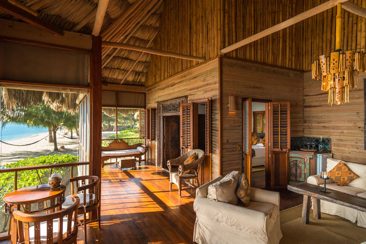 Belize Luxury Hotels Belize Luxury Beach Villa Seafront