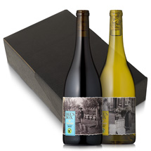 Bee's Box wines with gift box