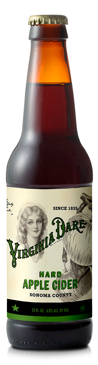Virginia Dare Hard Apple Cider Virginia Dare Hard Apple Cider Sonoma County