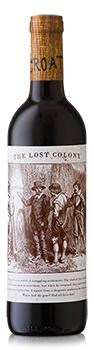 The Legends The Lost Colony Red Blend